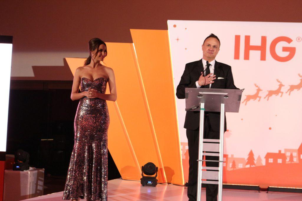 Gerardo Murray fez um balanço do ano para o turismo do México e reafirmou o crescimento do InterContinental Hotels Group em 2018