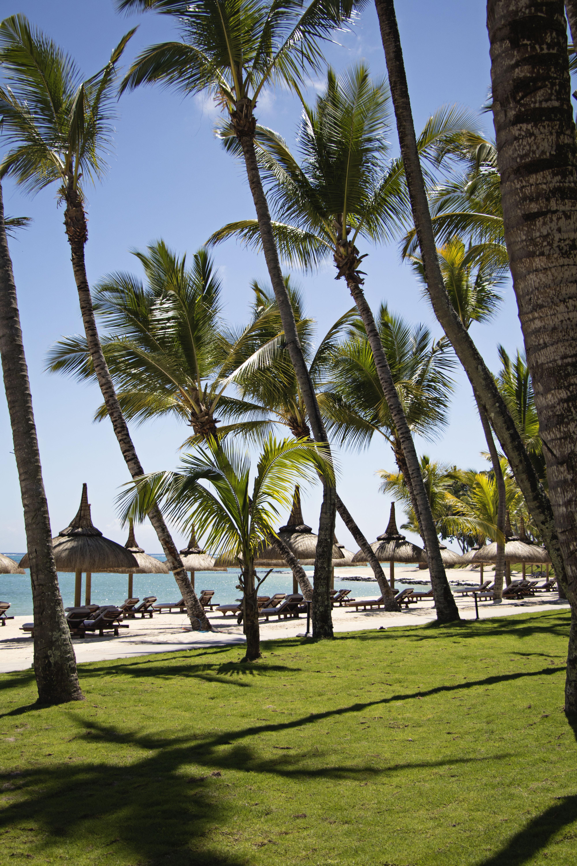 Sombra + areia + mar azul + muito conforto = One & Only Le Saint Géran