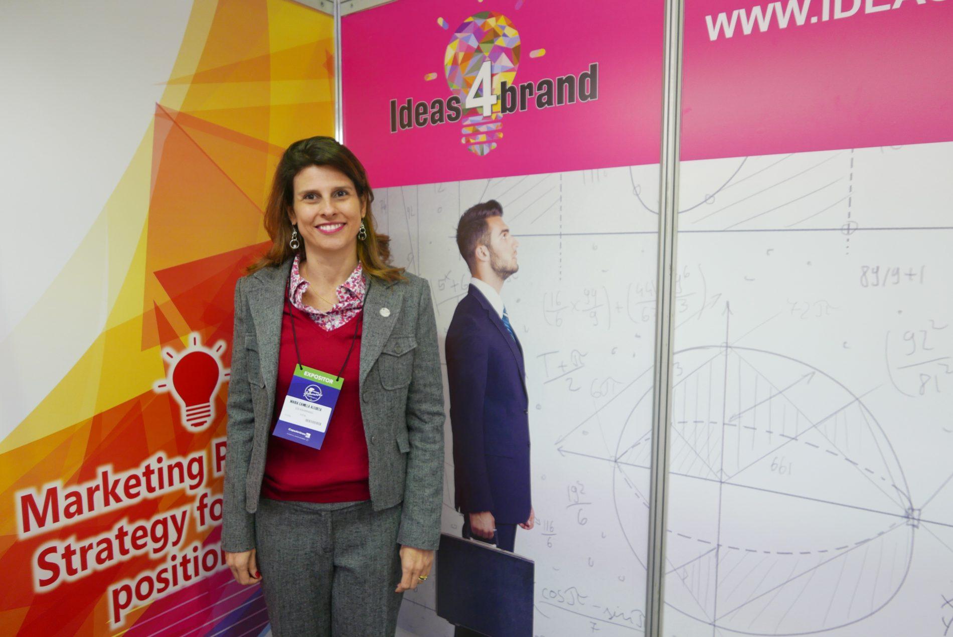 Camila Alcorta, da Ideas4brand