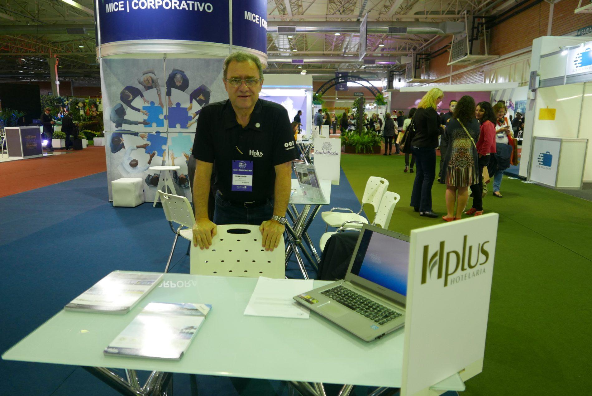 Daniel Guijarro, da Hplus Hotelaria