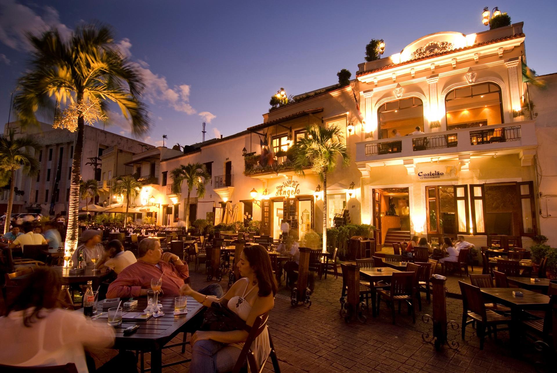 Cultura, diversão, compras e vida noturna são atrações em Santo Domingo