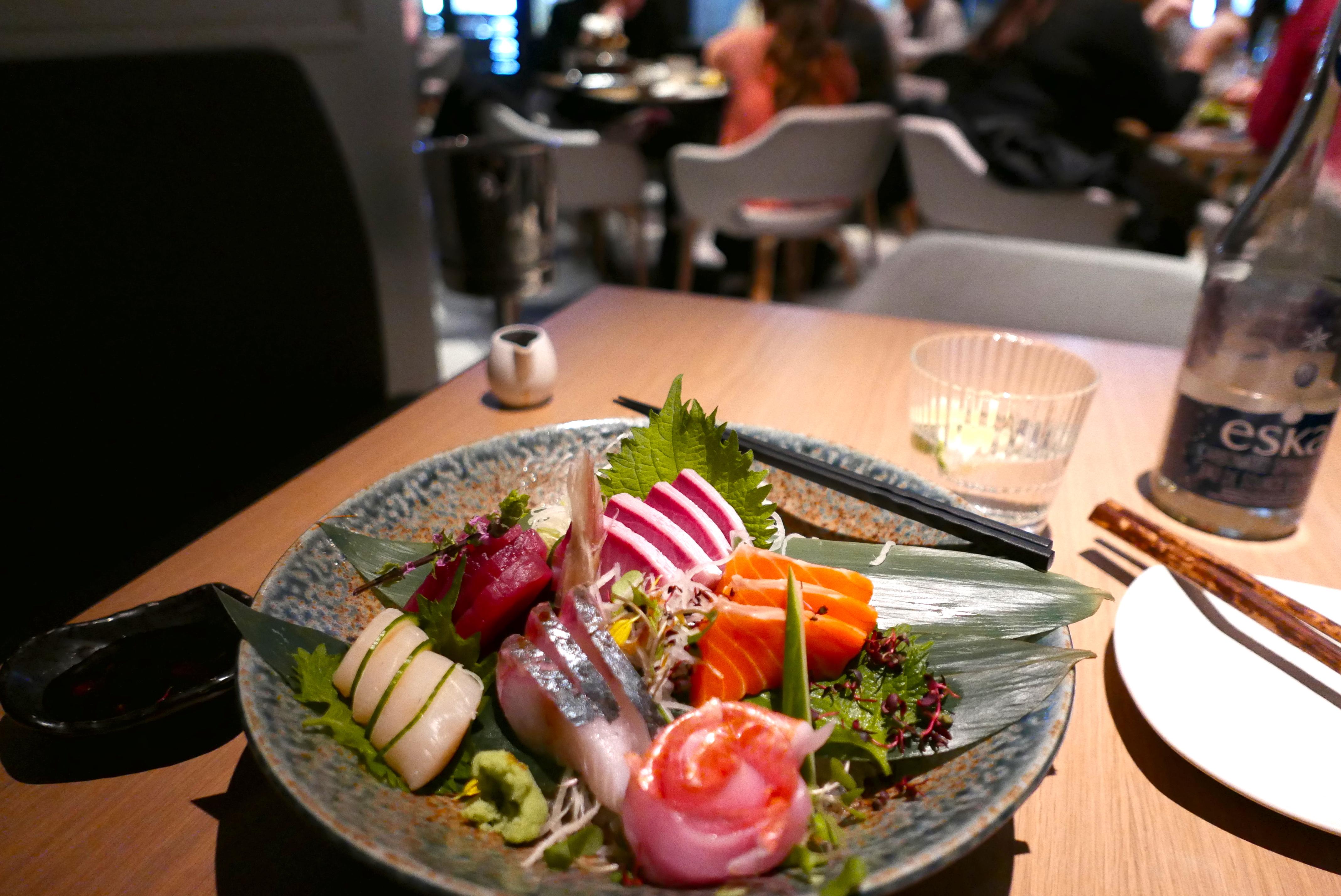 Os pratos-obras-de-arte do Kasa Moto