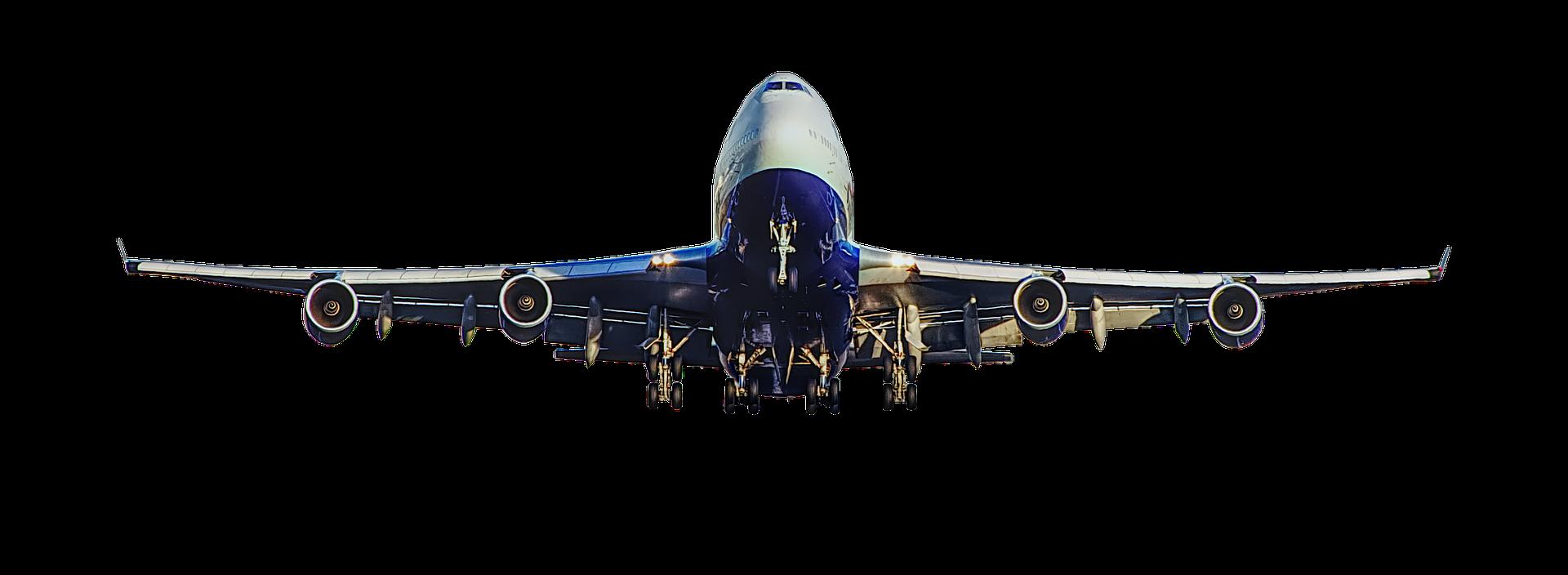 Avião Institucional sem marca