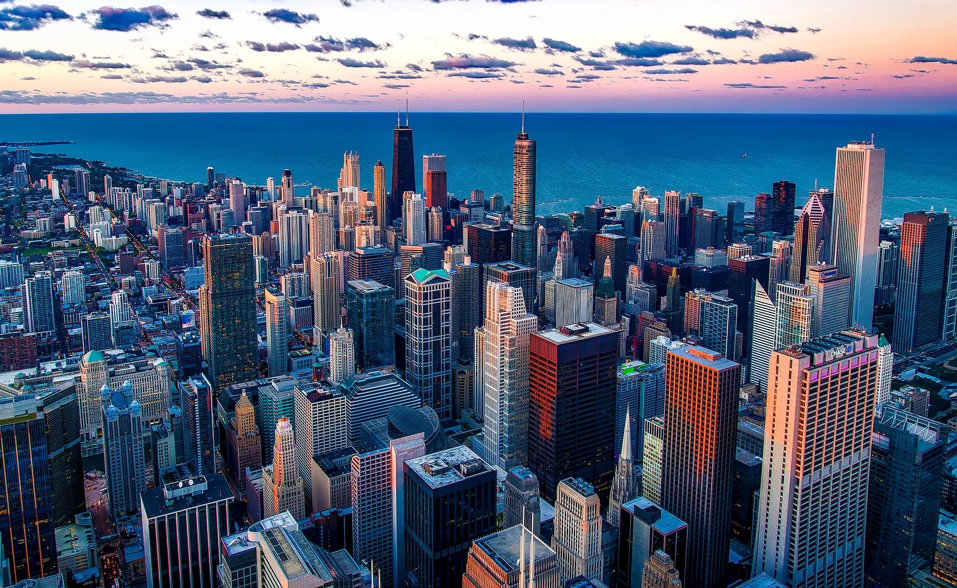O skyline de Chicago é um dos mais bonitos do mundo (Fotos: Divulgação)