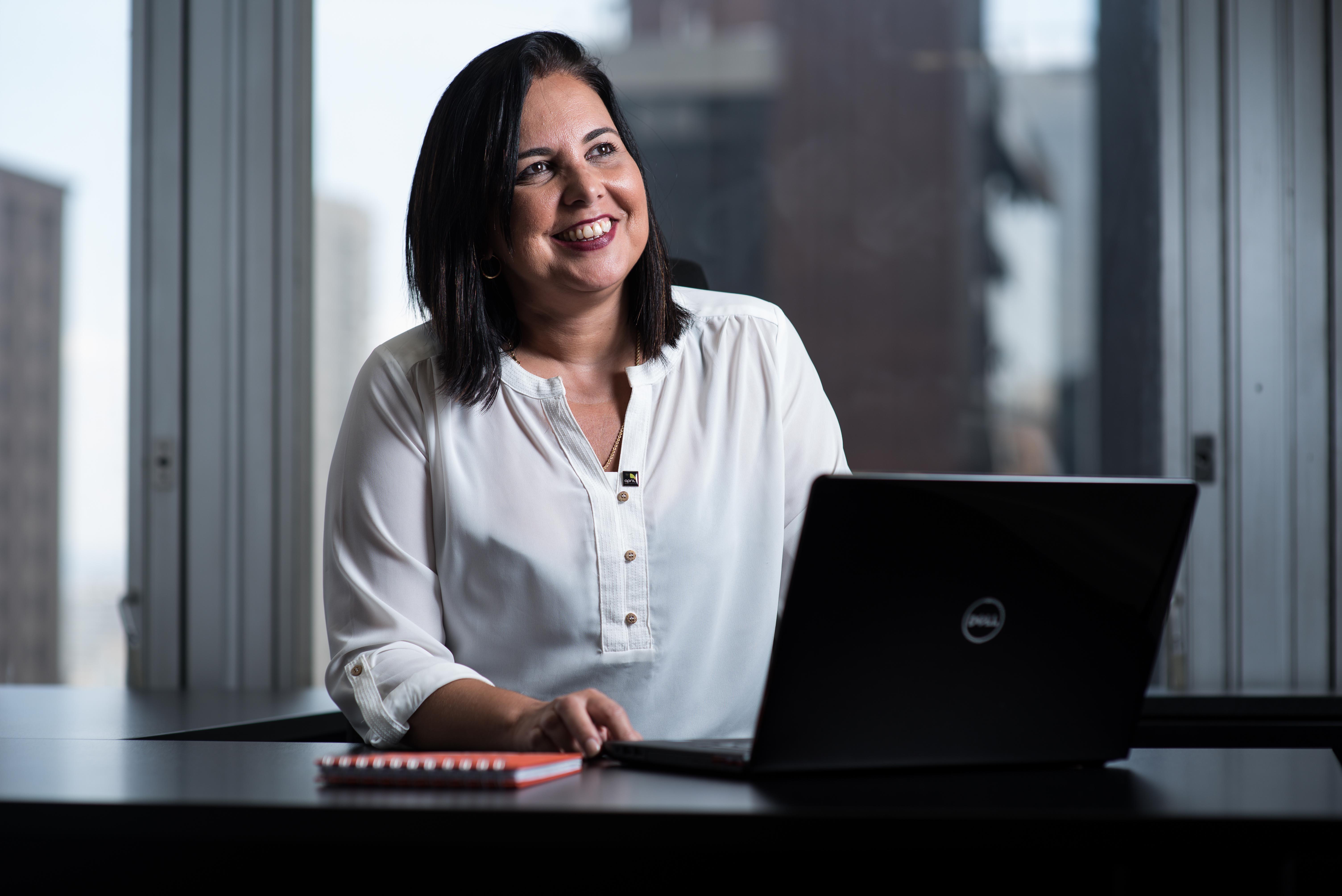 Claudia Brito, Gerente Comercial Nacional da April Brasil