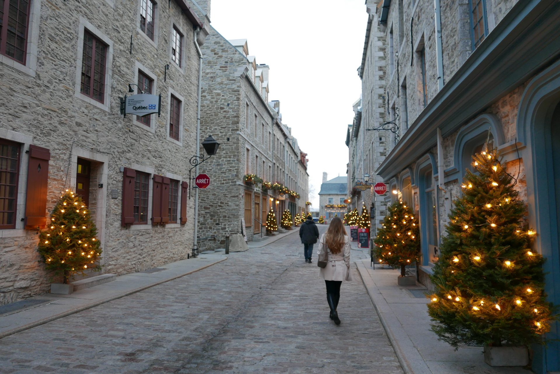Quebec = História + Charme + Sofisticação + Excelente Hospitalidade