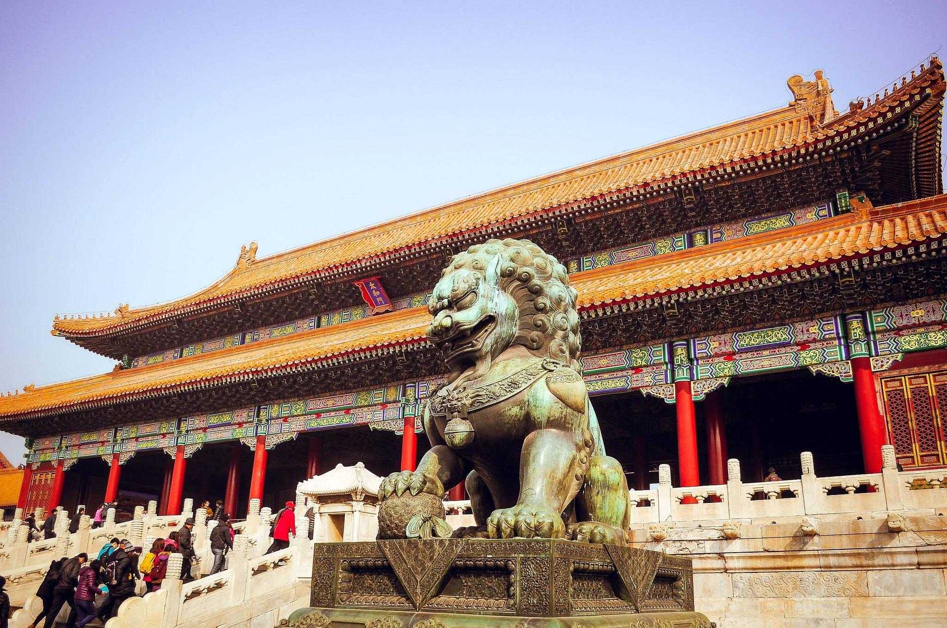 A Cidade Proibida revela um pouco da história chinesa