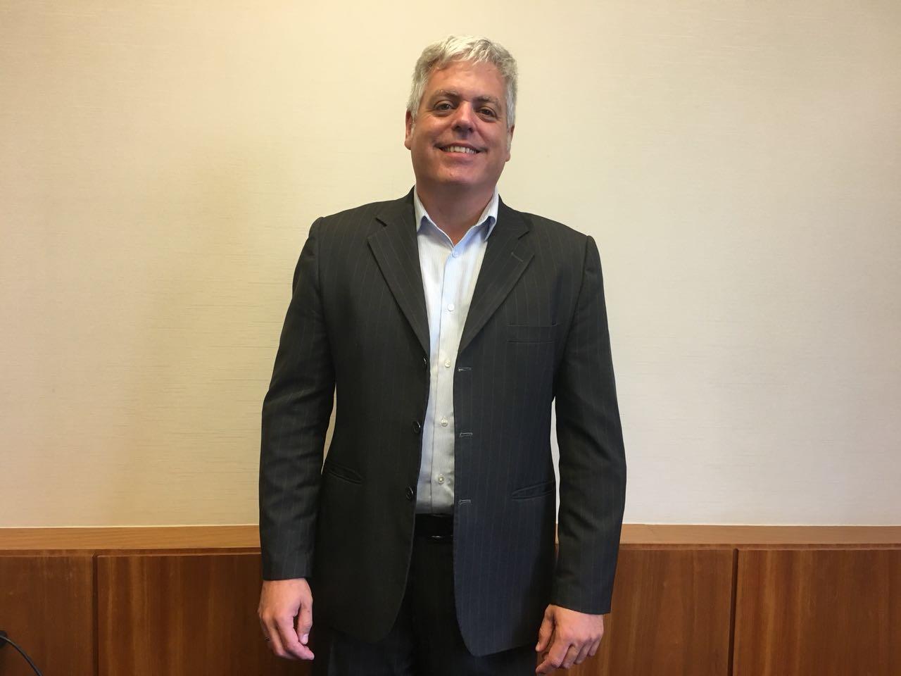 Ricardo Domingues, que volta a assumir o cargo de diretor executivo da Associação Brasileira de Resorts