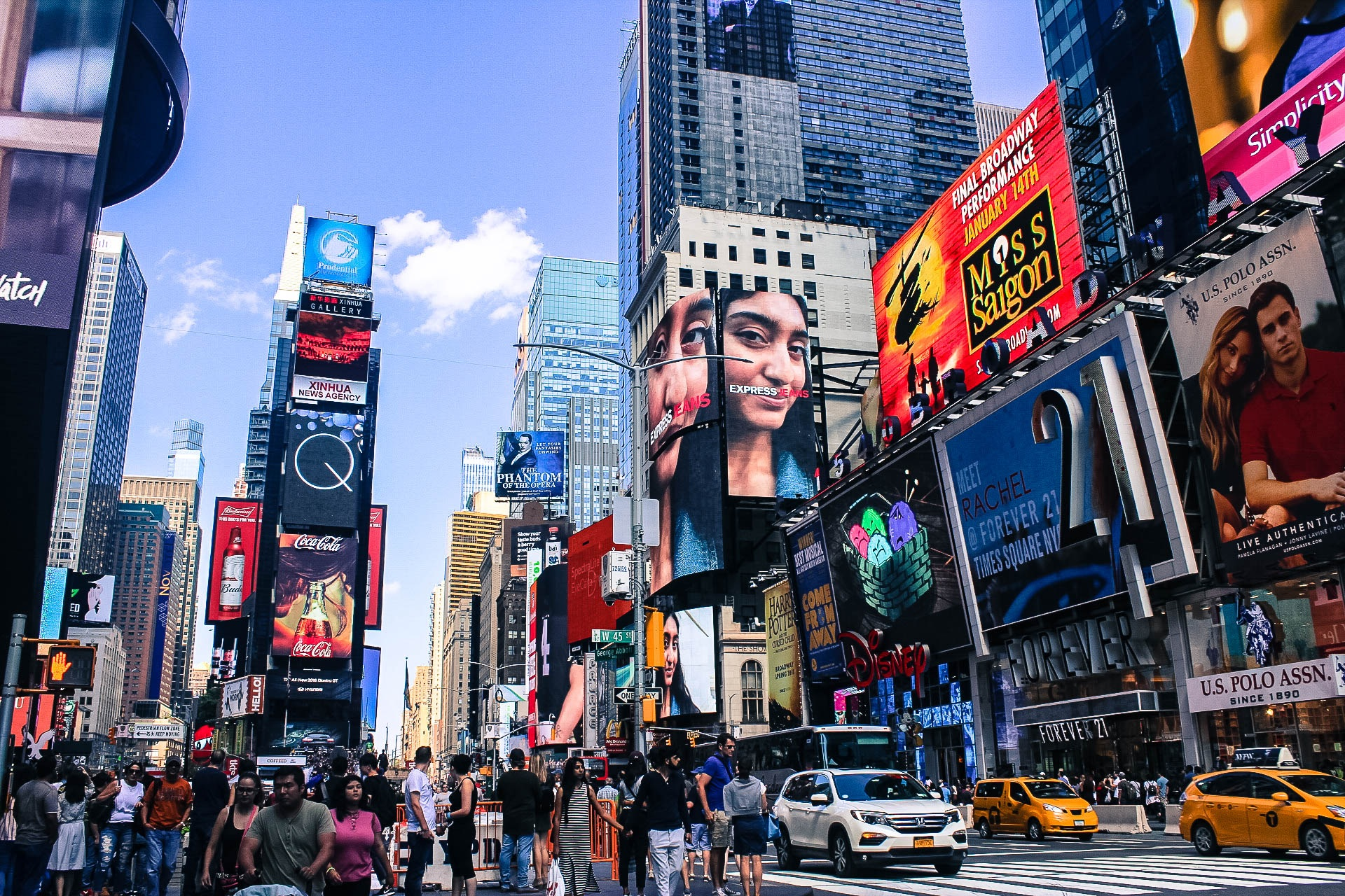 Times Squares, New York