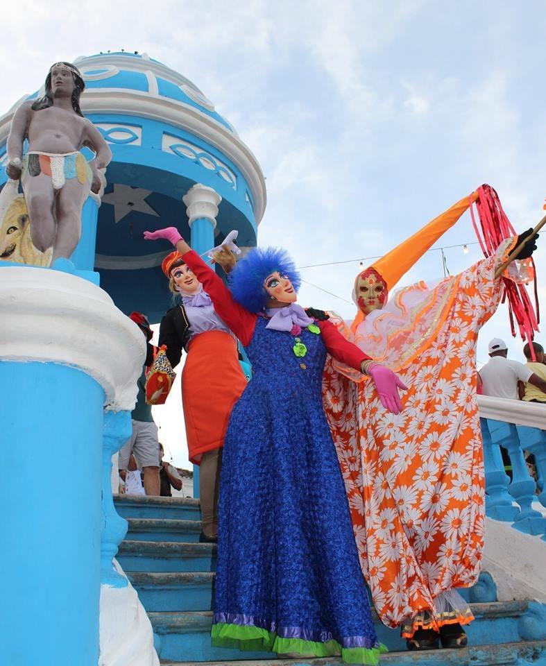 A tradição carnavalesca de pequenas cidades, com Maragojipe, impulsiona o turismo baiano