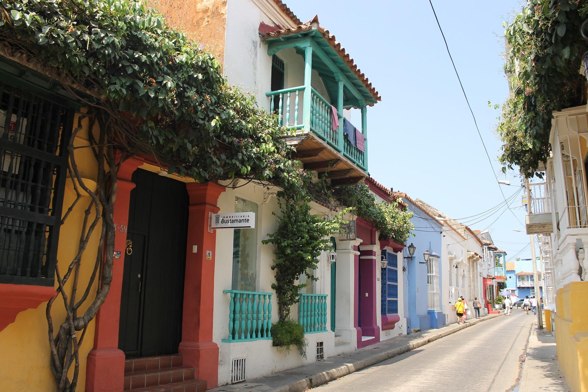 Cartagena das Índias, na Colômbia é Patrimônio da Unesco (Foto: Divulgação)