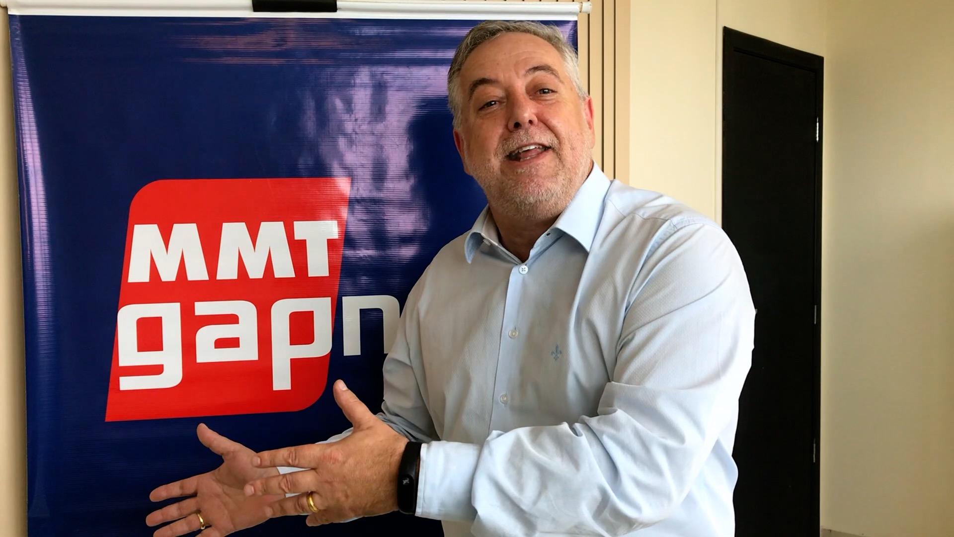 Michael Barkoczy, presidente da MMTGapnet