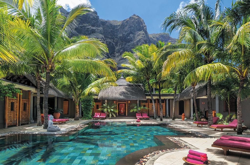 Spa do Dinarobin é refúgio exclusivo dentro de um resort luxuoso