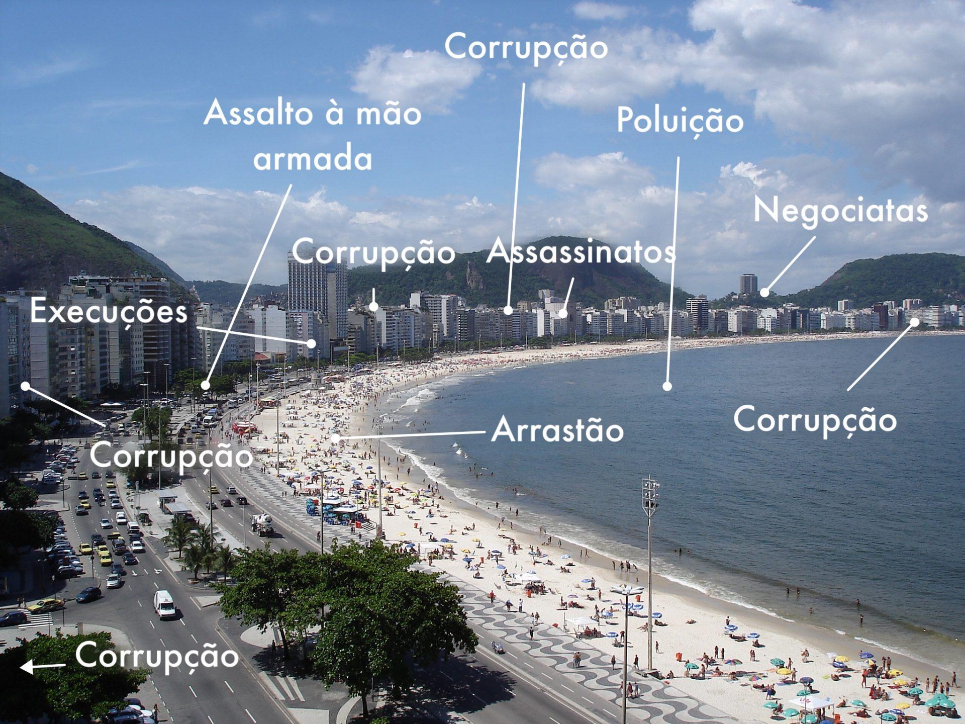 Rio de Janeiro Corrupção