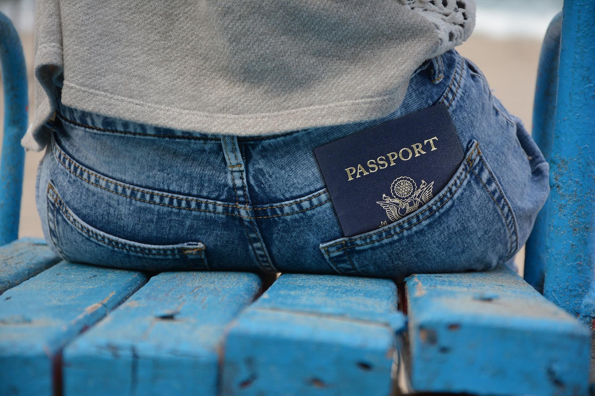 Passaporte Estados Unidos
