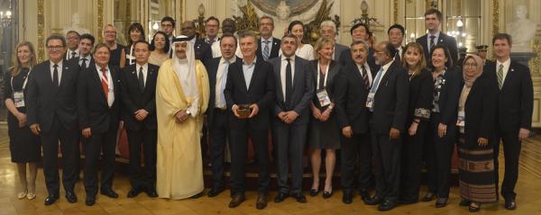 OMT Encontro Ministros do Turismo do G20