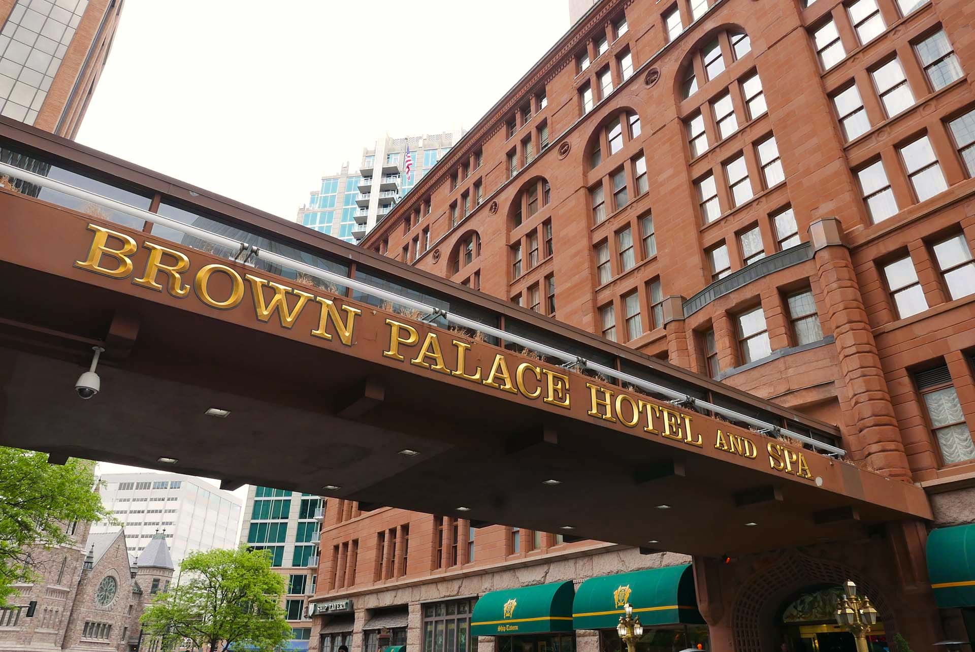 Brown Palace Hotel Denver