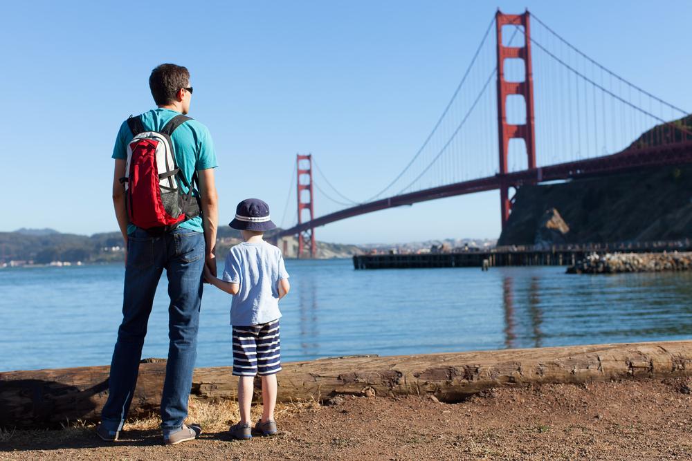 O verão na Califórnia oferece diversas atrações para os turistas aproveitarem, com toda a família, as boas temperaturas e os cenários que ganham ainda mais brilho durante a estação (Aleksei Potov/Divulgação)