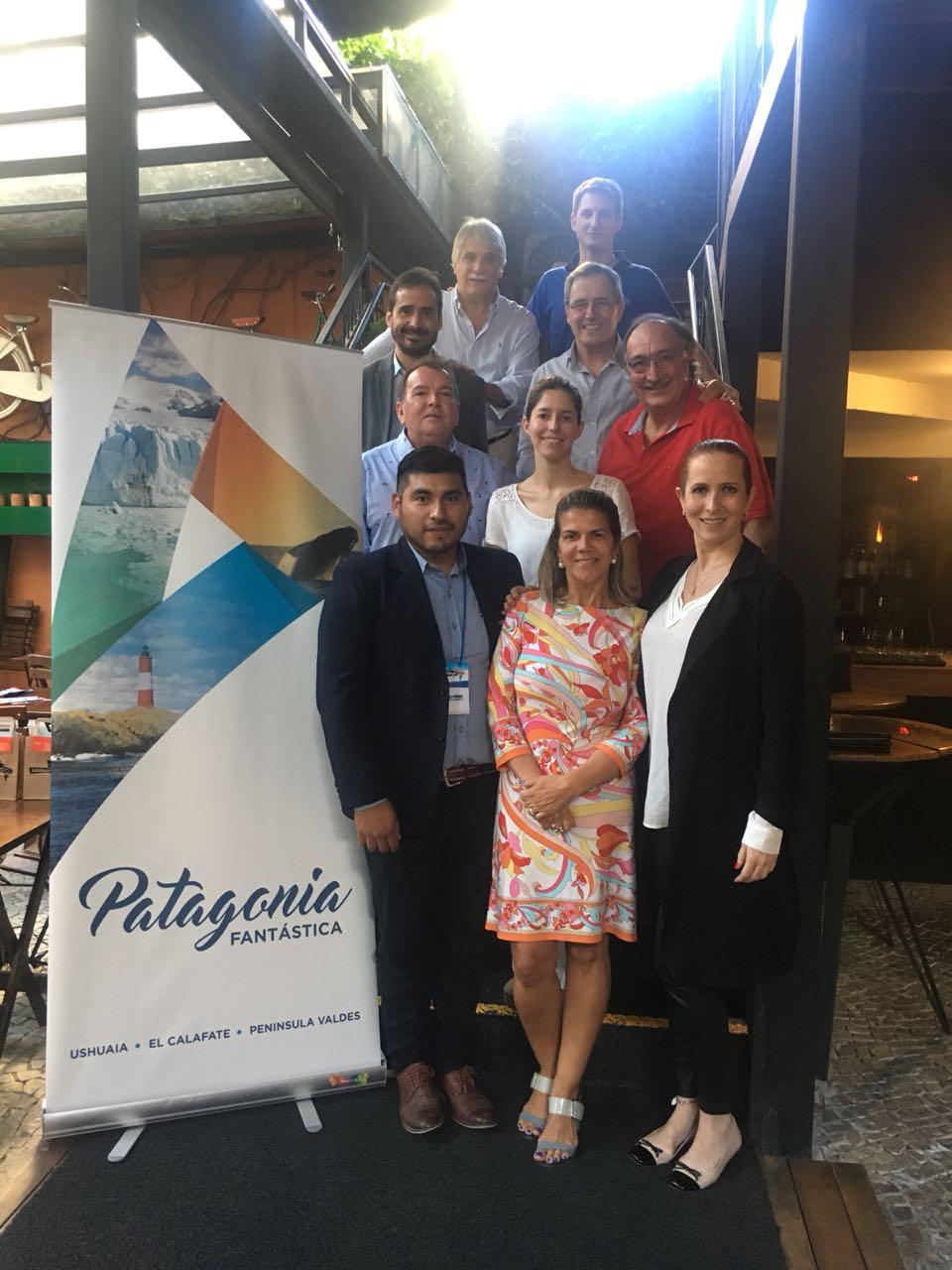 Secretários de turismo das diversas regiões da Patagônia Argentina estiveram em Belo Horizonte para apresentar as novidades do destino