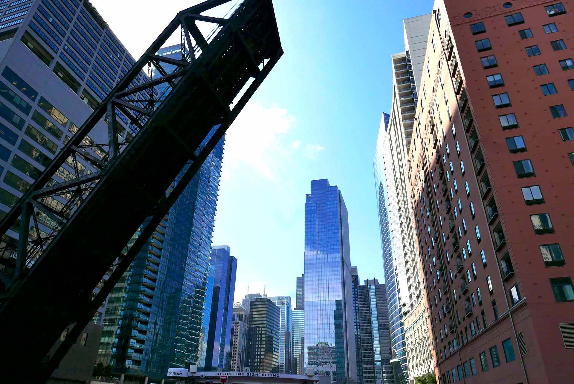 Chicago Shorelinesightseeing Arquitecture