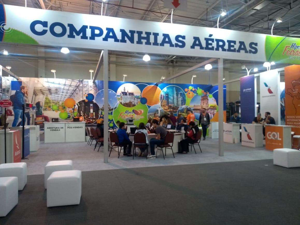 Feirao Flytour Campinas