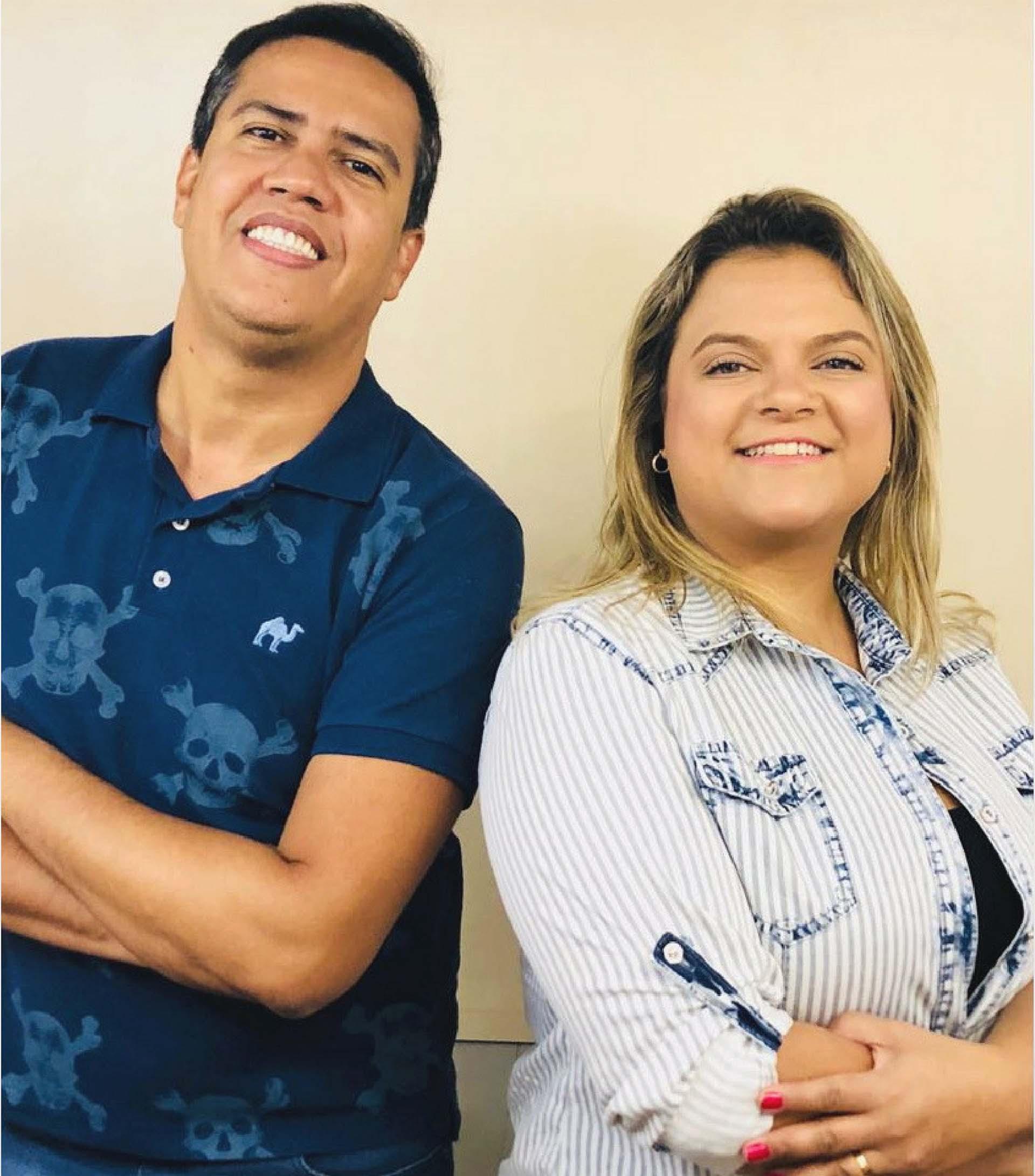 Wallace Fernandes + Raissa Melo = Golden Tours rumo ao sucesso