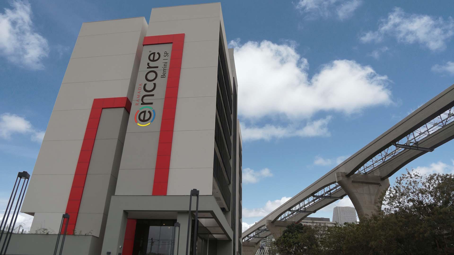 Encore Ramada Berrini SP tem inauguração prevista para novembro
