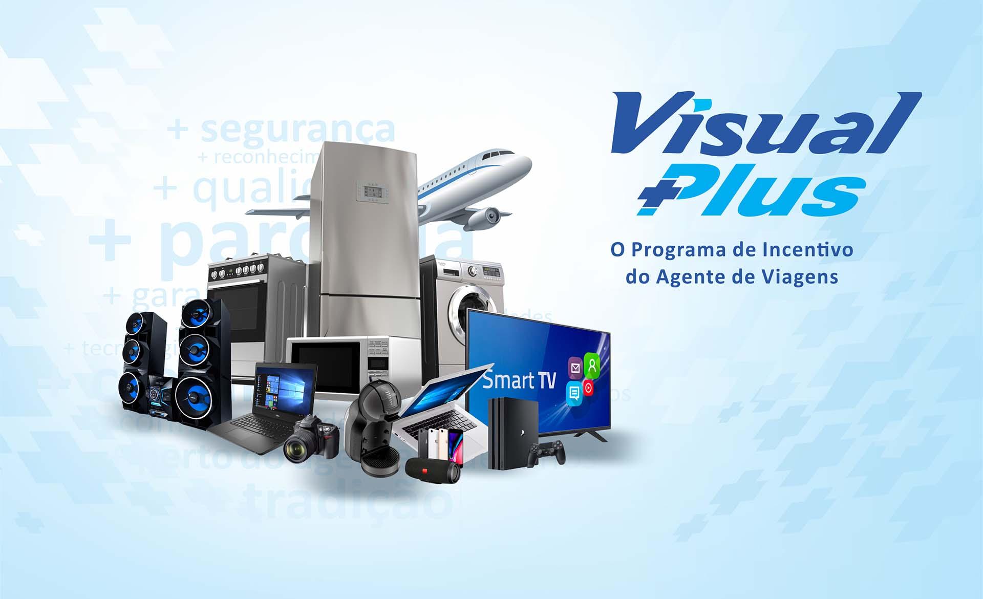 Campanha de Vendas Visual Plus