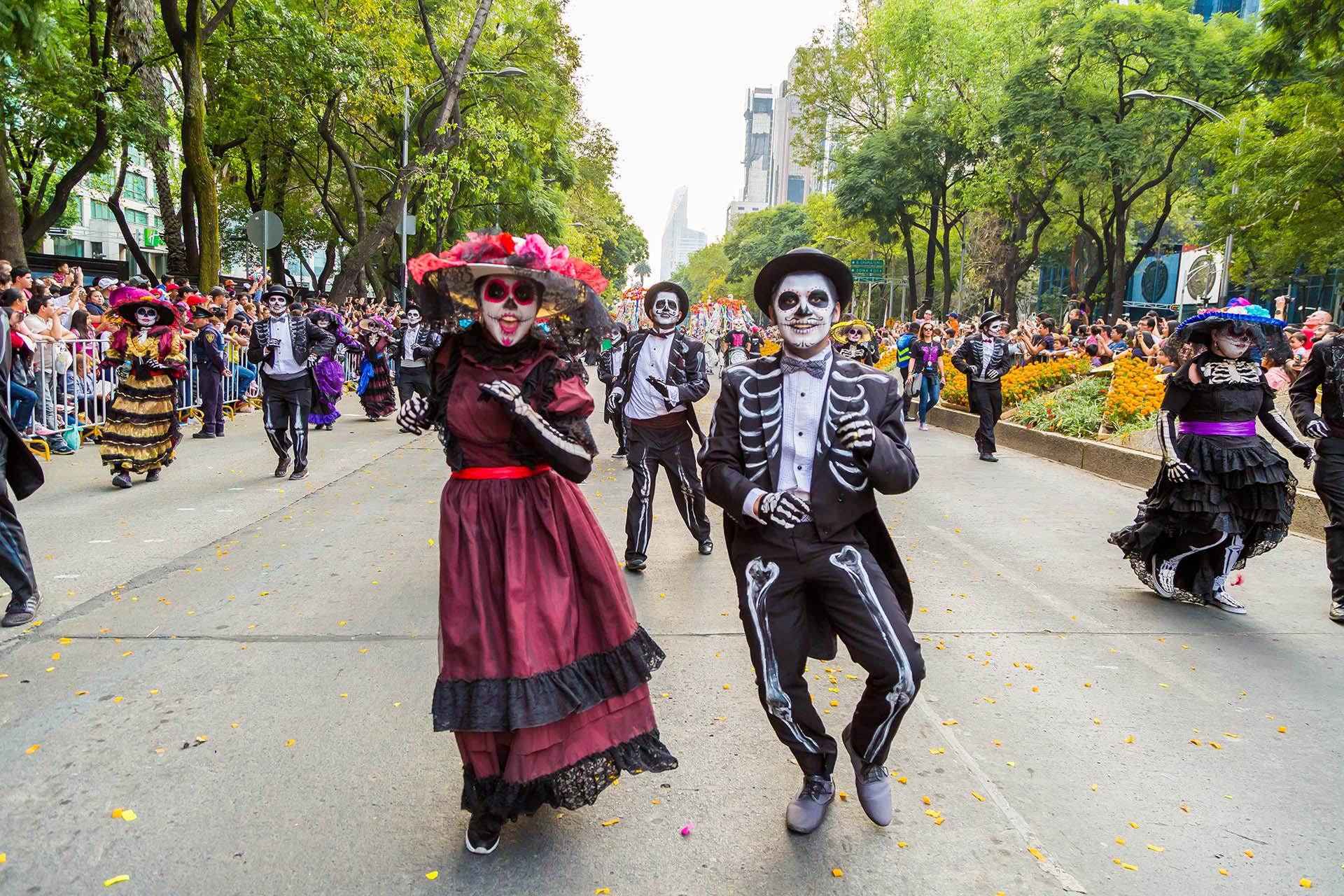 Dia dos Mortos México
