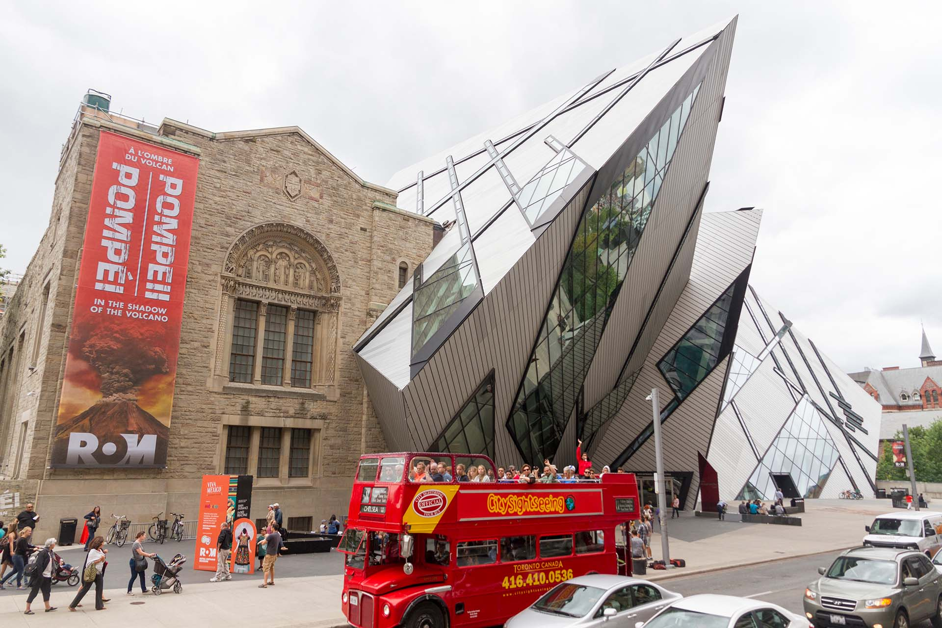 oronto Royal Ontario Museum