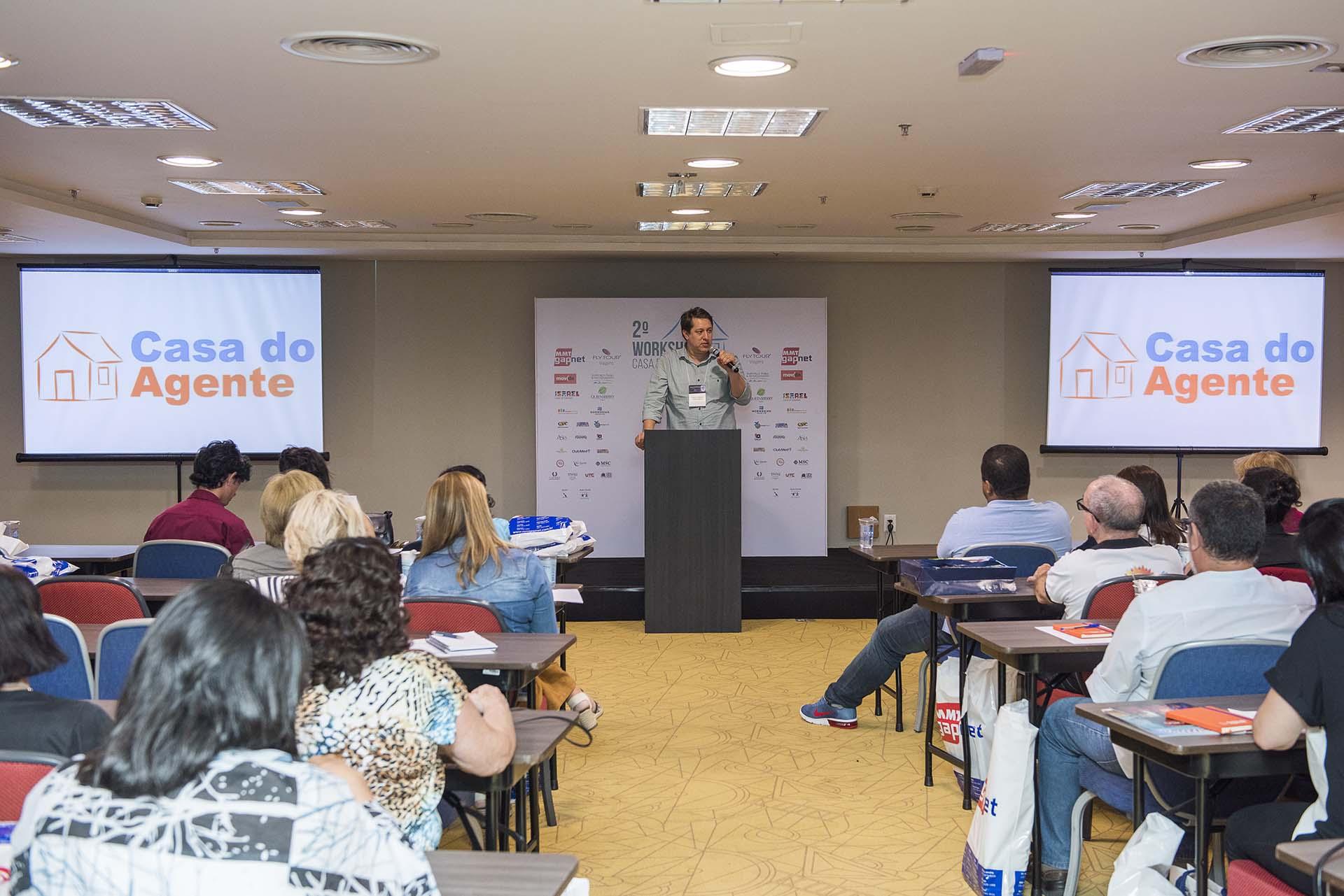 Workshop Casa do Agente