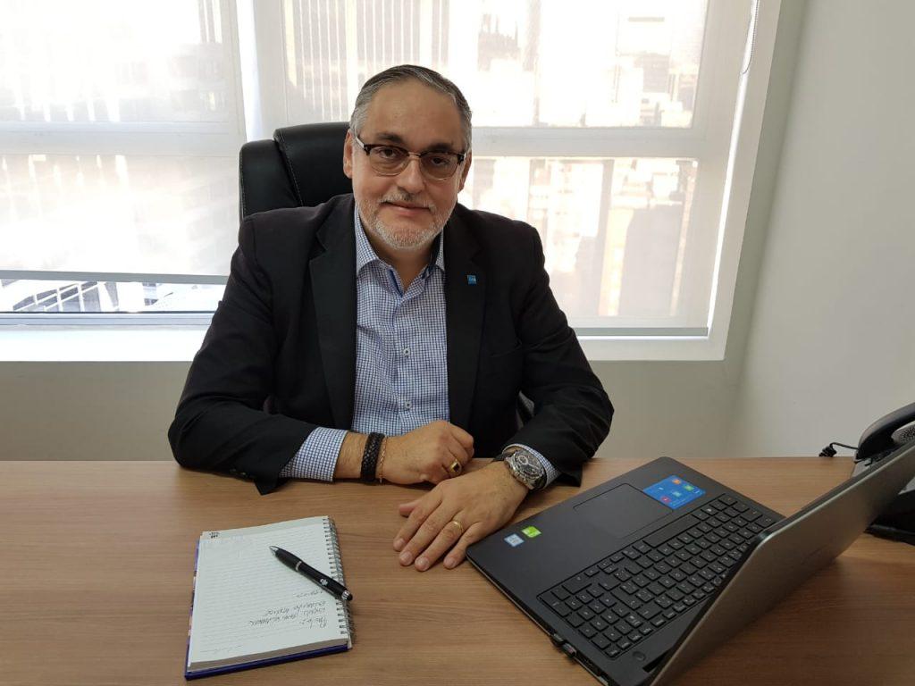 Agnaldo Abrahão CEO do ITA Seguro Viagem