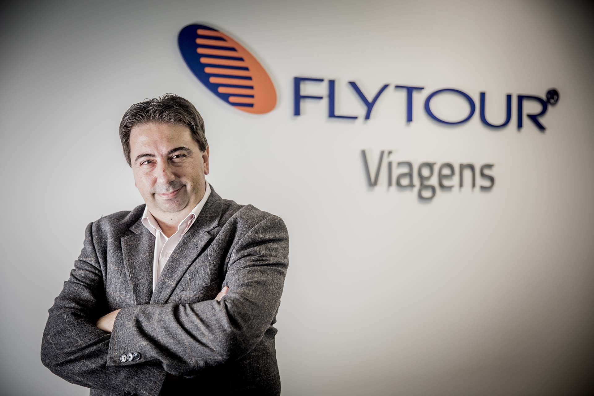 Marcelo Paolillo - Diretor de Produtos Internacionais da Flytour MMT Viagens