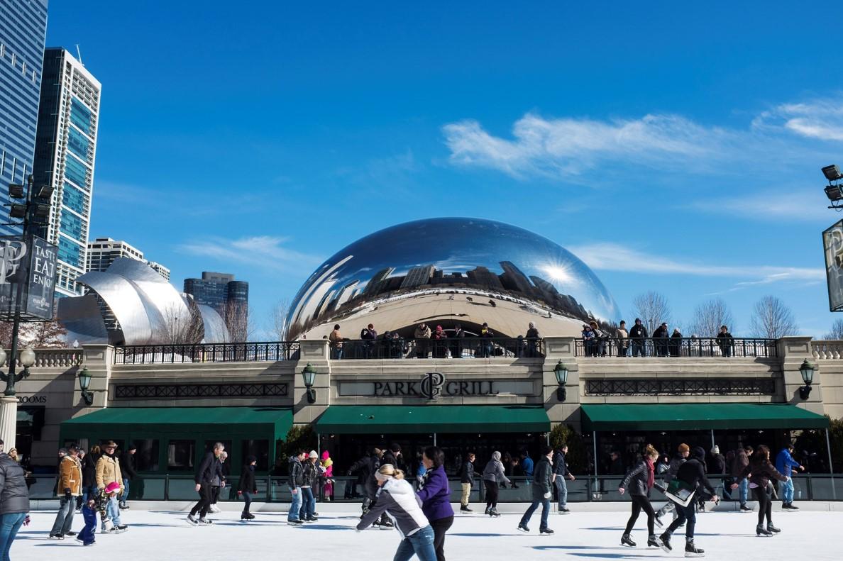 Inverno em Chicago
