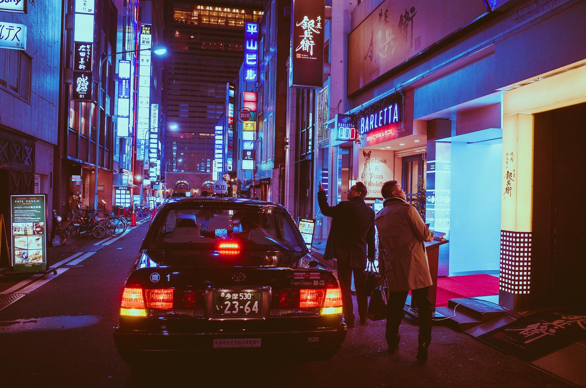 Osaka, no Japão