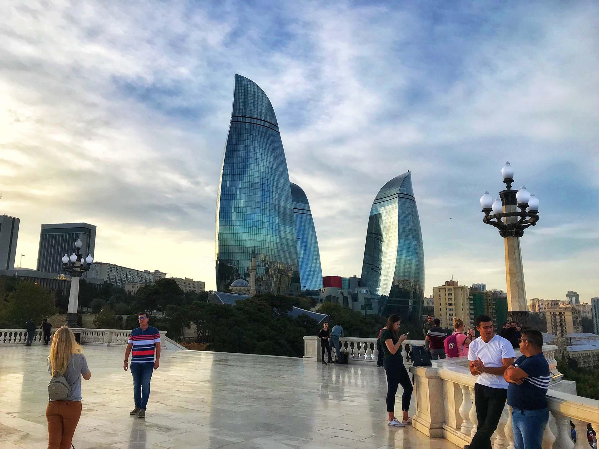 Baku Azerbaijão Caucaso