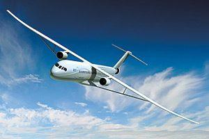 Boeing NASA projeto SUGAR