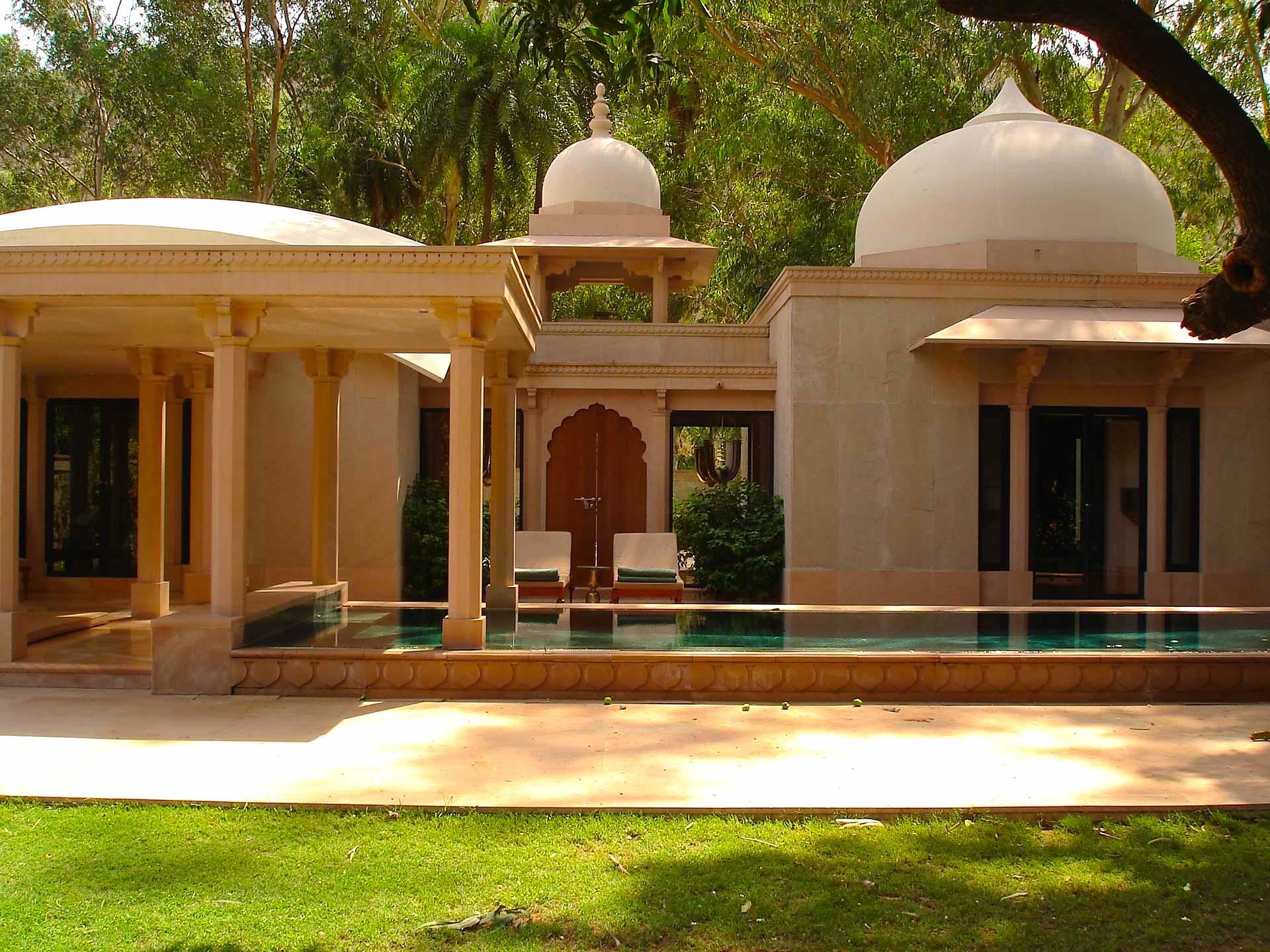 Amanbagh Rajastão Índia
