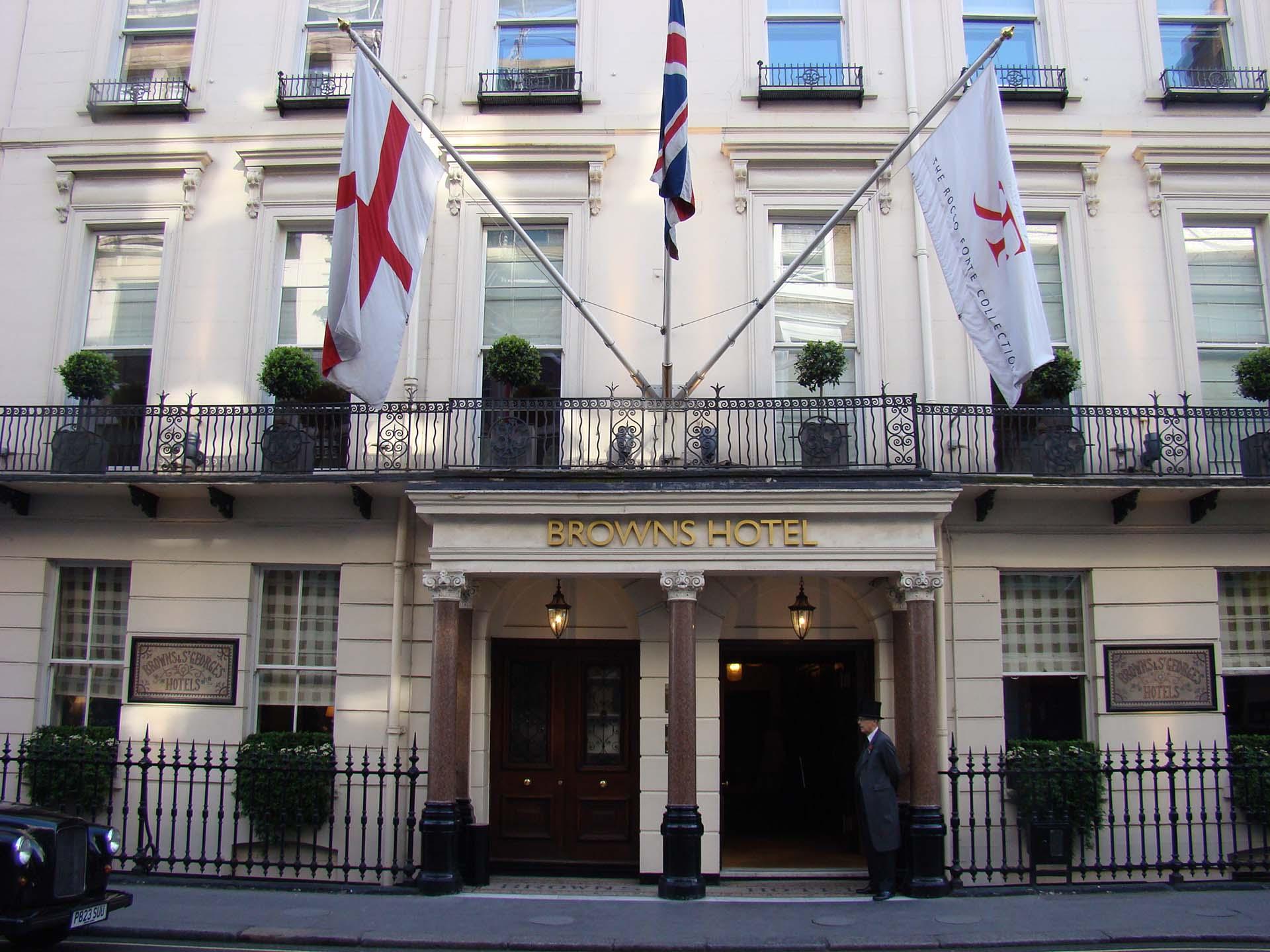Brown's Hotel London