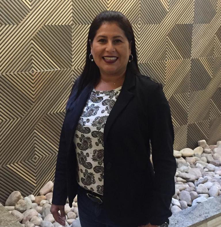 Cristina Manfrino, Diretora de Vendas para a América Latina da Palace Resorts