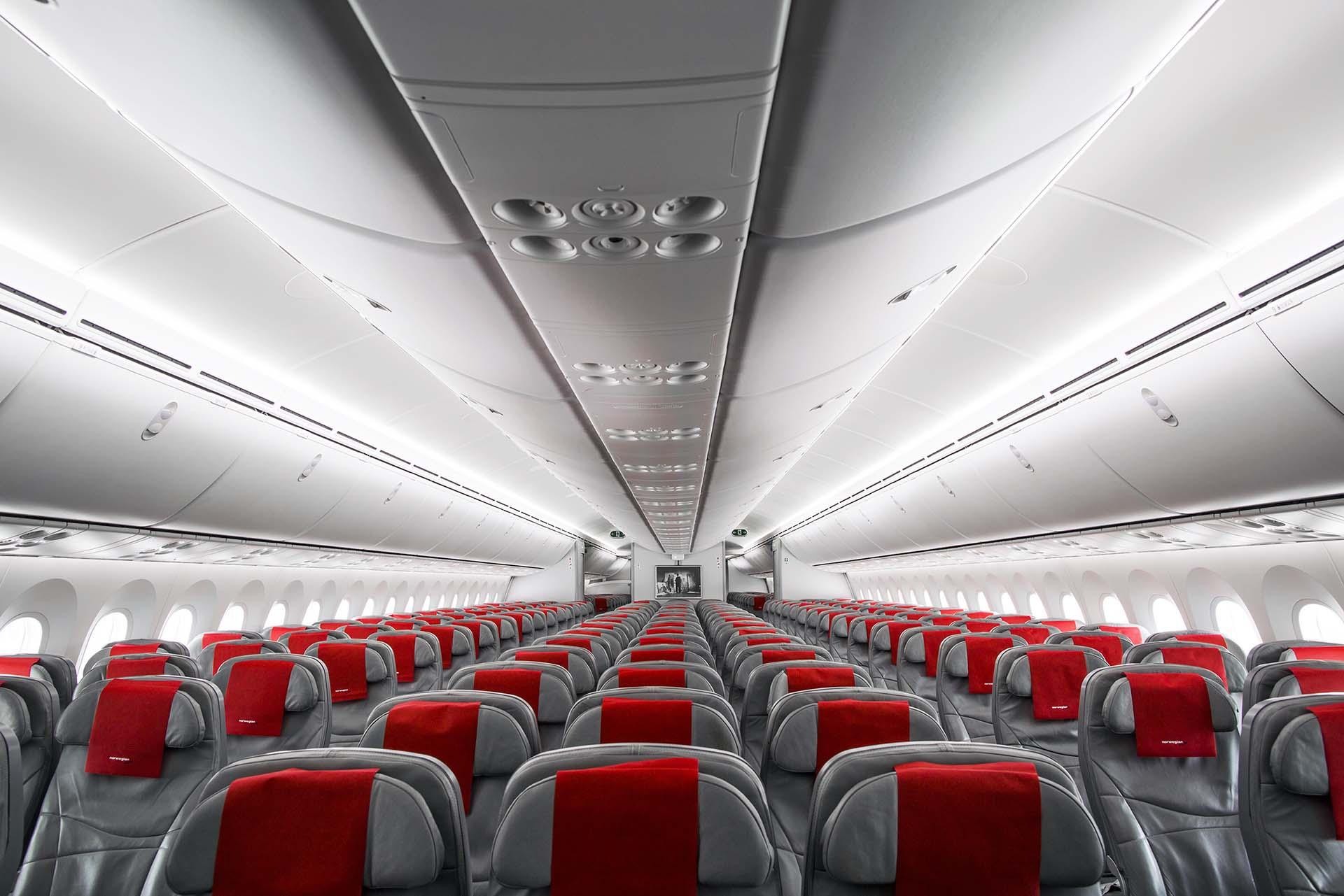 Norwegian voará para o Brasil com o Boeing 787-9 Dreamliner