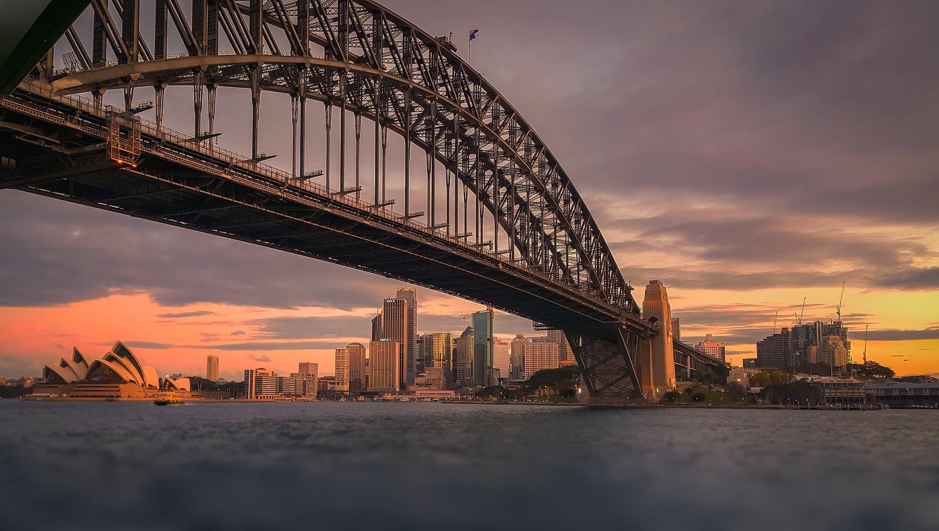Harbour Bridge Sidney