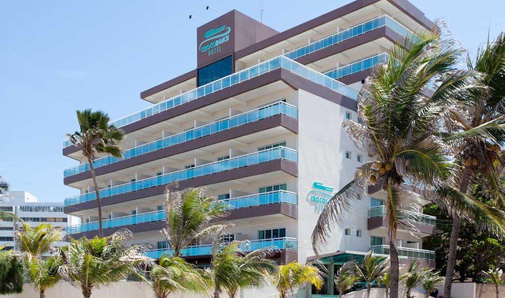 Crocobeach Hotel & Complexo de Praia, de Fortaleza.