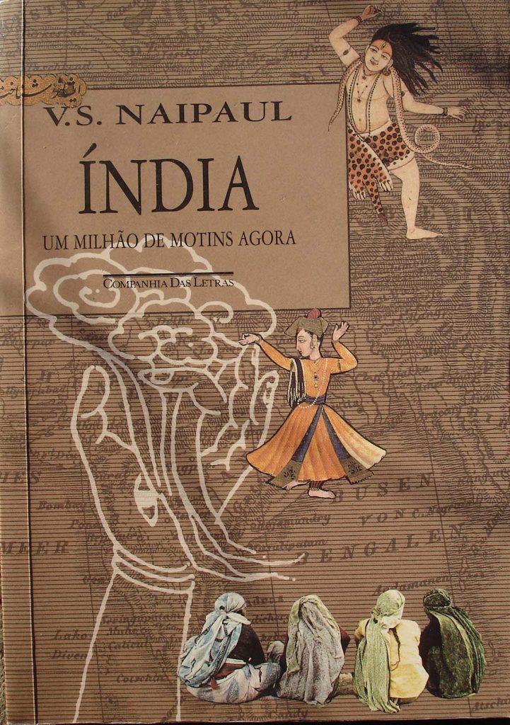 Índia livro VS Naipaul