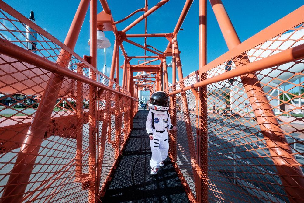 (Foto: Kennedy Space Center/Divulgação)