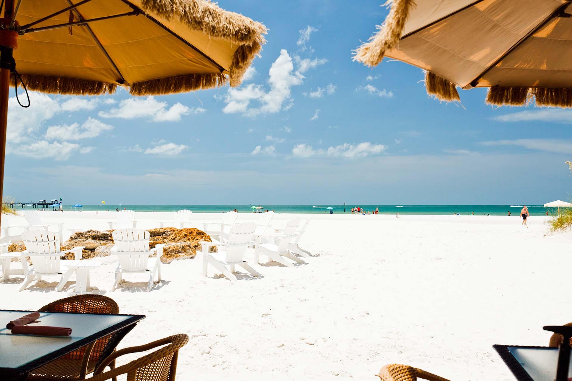 Clearwater Beach (Foto: Visit Florida/Divulgação)