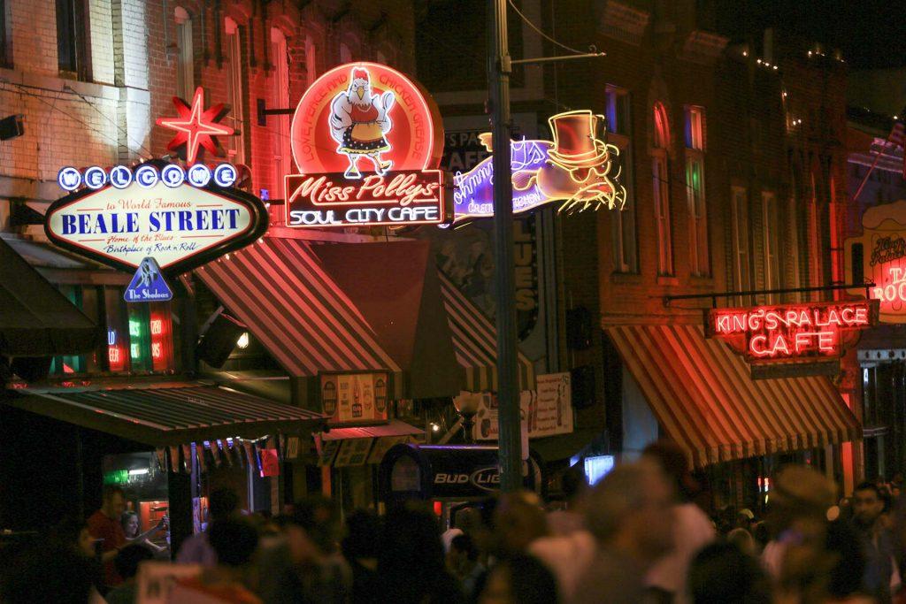 Memphis Travel South USA