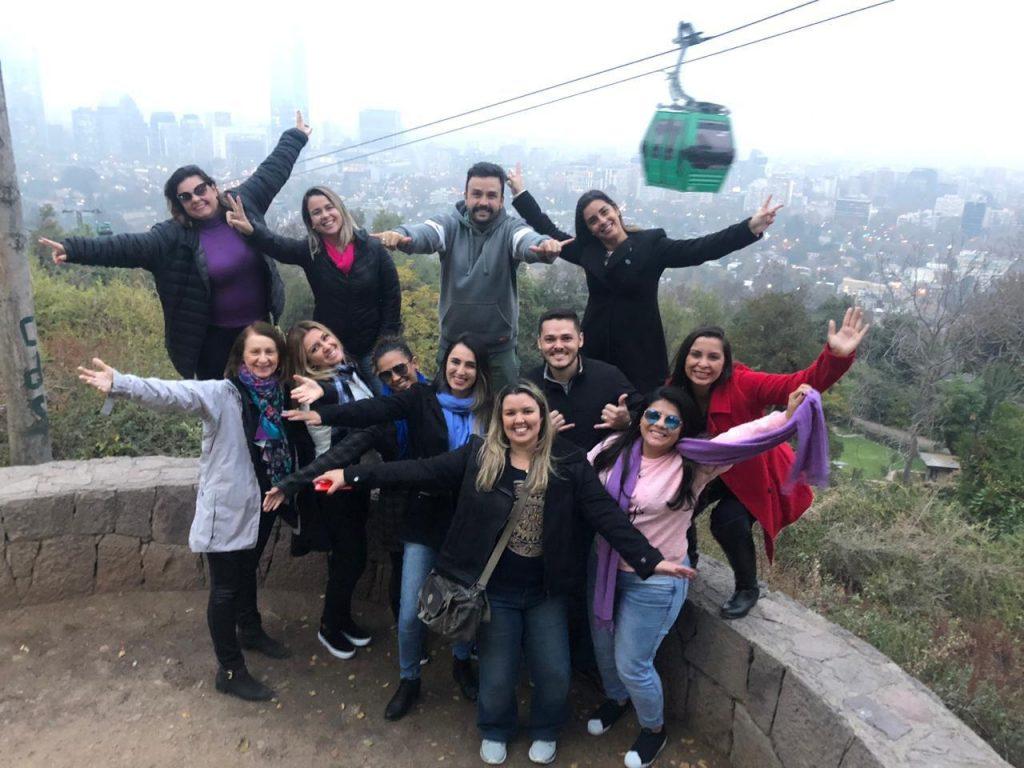 Visual Turismo Famtour Chile