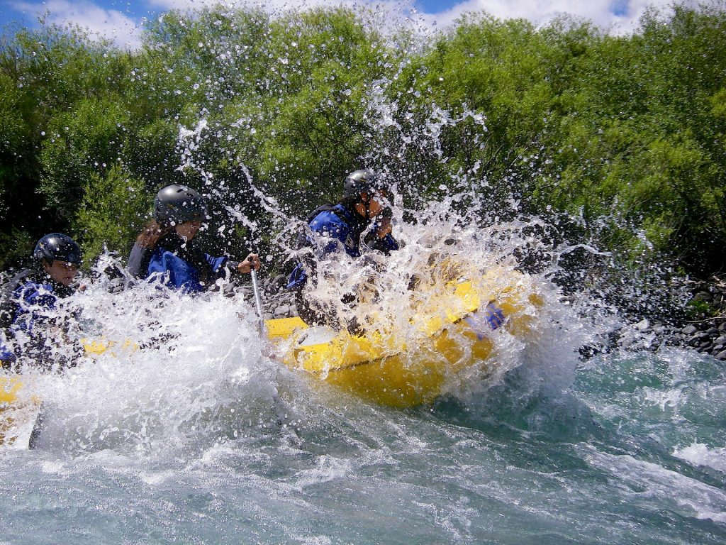 Rafting Pucón Chile