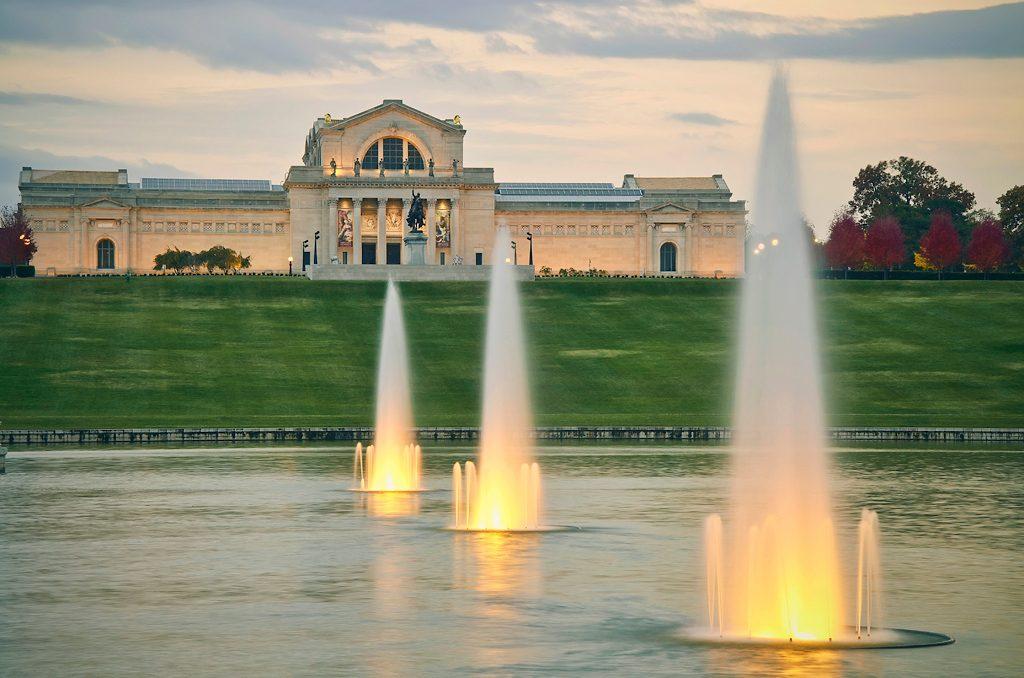 St. Louis Missouri International Showcase Travel South USA
